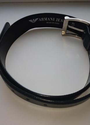 Armani jeans ремень оригинал италия