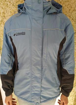 Columbia куртка зима оригинал