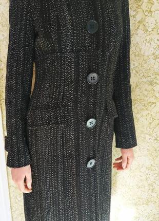 Max&co (max mara) шикарное шерстяное пальто оригинал италия