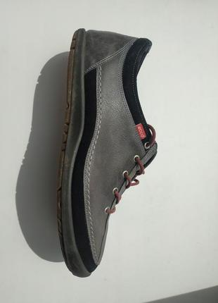 Ecco оригинал стильные мокасины, кеды, туфли