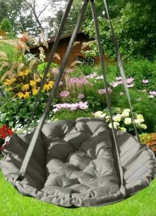 Подвесное кресло-качеля, гамак, для дачи, сада, дома