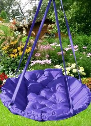 Подвесное кресло-качель, гамак, для дачи, сада, дома