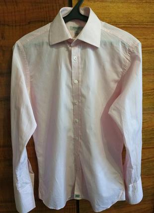 Burberry оригинал шикарная рубашка идеал как новая