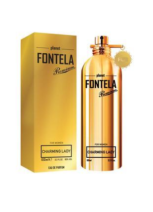Парфюмированная вода Fontela Charming Lady