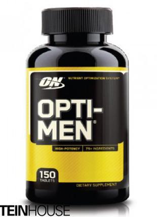 Optimum Opti-Men 150 таблеток (Витамины Опти-мен)