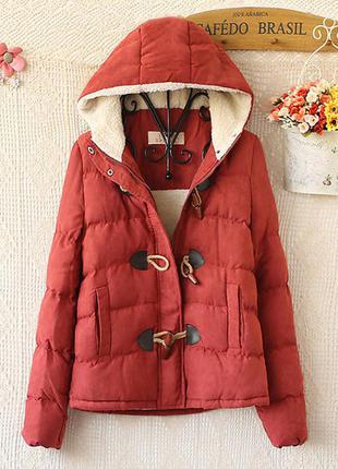 Утепленная женская куртка. детская куртка.