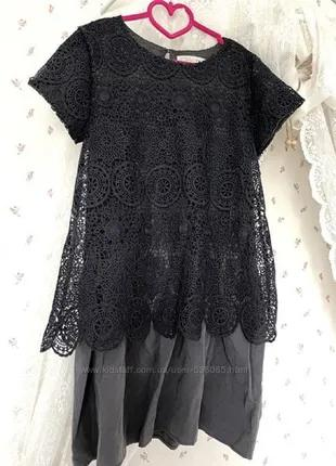Очень красивое платье на 143-152 см, Zara.