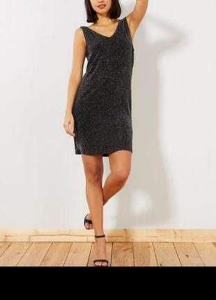 Новое платье kiabi (на вечеринку, корпоратив), размер s