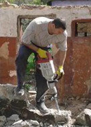 Демонтаж бой бетона демонтажные работы рубка бетона