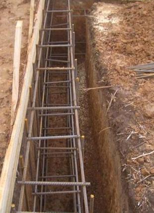 Бетонные земляные демонтажные работы.Копка сливные ямы траншеи