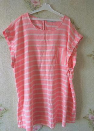 Яркая летняя блуза george