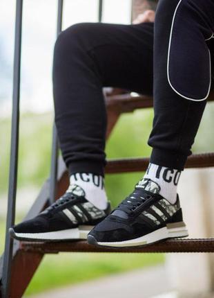 Кроссовки adidas zx 500🌶