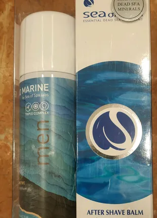 Косметика мёртвого моря Bio Marine