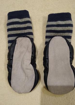 Носки-чешки махровые