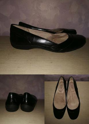 Туфли 42-43 р балетки большой размер
