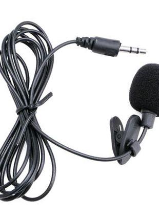 Петличка / петличный микрофон для блогерства, обучения и игр.