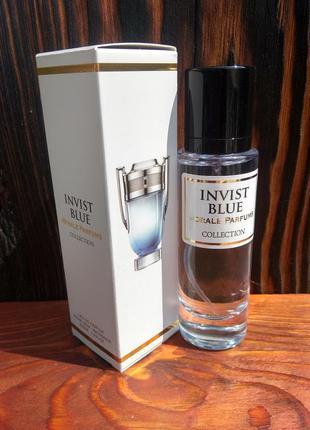 Парфюмированная вода для мужчин версия paco rabanne invictus