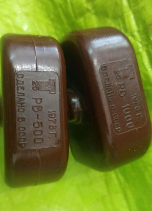 Дёшево Разрядник вилитовый РВ -1000 / РВ-500 сделано в из ссср