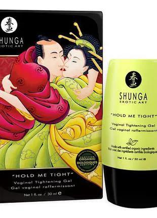 Гель для сужения влагалища Shunga HOLD ME TIGHT (30 мл)