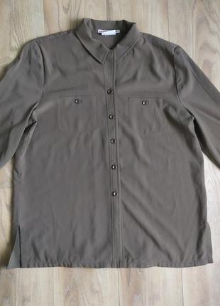 Рубашка блуза franken walder сток германия (l)
