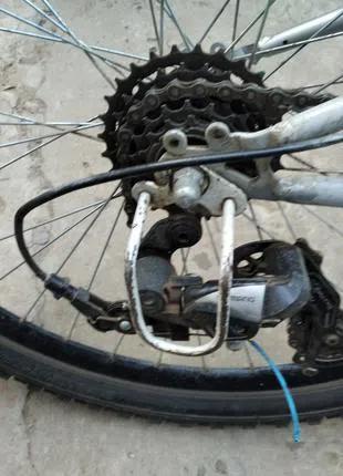 Велосипед горный fisher
