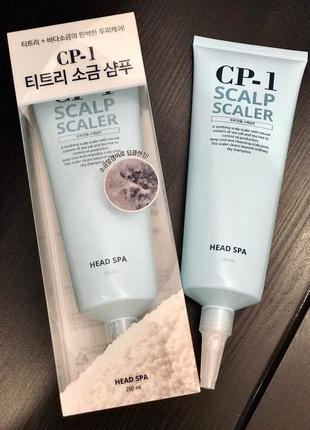 Средство для глубокого очищения кожи головы esthetic house cp-...