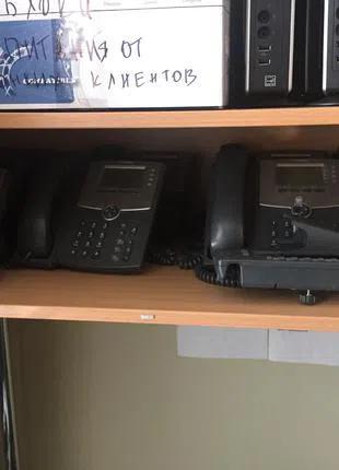 Cisco SPA504g бу ip phone