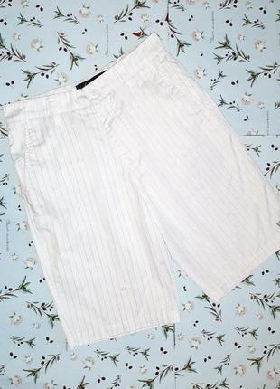 П оригинальные белые мужские шорты в полоску billabong, размер...