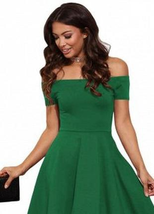 Женское трикотажное повседневное летнее платье сарафан new loo...