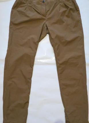 Стильные брюки чиноси  большой размер размер 54-56