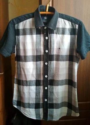 Рубашка на мальчика