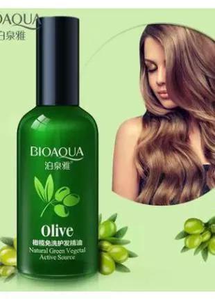 Масло для волос с экстрактом оливы Bioaqua Olive Essential Oil 50