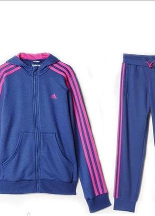 Спортивный костюм от adidas с climalite® оригинал подростковый...
