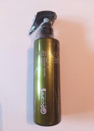 Витаминный восстанавливающий спрей для волос bingo, 250 мл