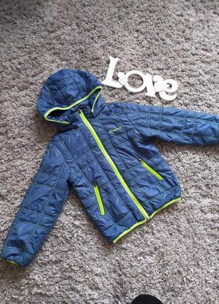 Куртка мальчика