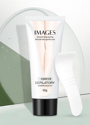 Крем для удаления волос Images Depilatory 60г