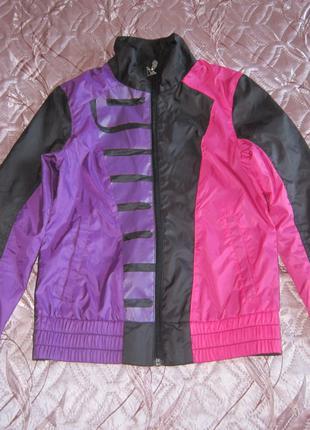 Спортивная куртка Puma для девочки 10-12 лет
