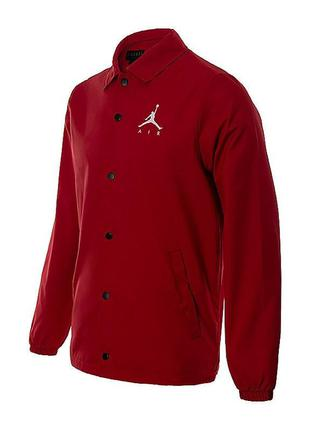 Куртка ветровка анорак бомбер nike jordan jumpman coaches jack...