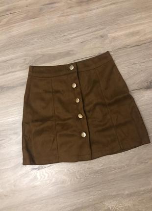 Модная женская юбка