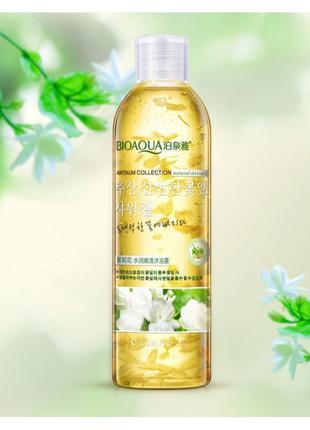 Натуральный гель для душа с жасмином Bioaqua