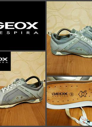 Кроссовки geox р.40