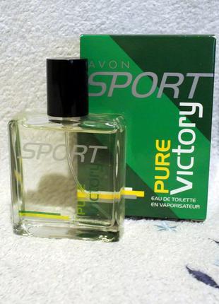 Туалетная вода мужская sport pure victory 50 мл