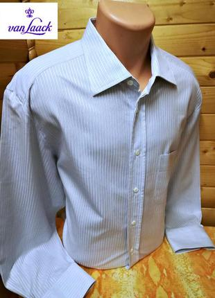 Королевская сорочка для ценителей немецкого качества van laack...
