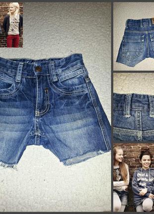 Scouhp - модный бренд детской одежды, джинс. шортики.