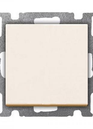 Выключатель 1-кл. АВВ / Basic 55 / Слон.кость
