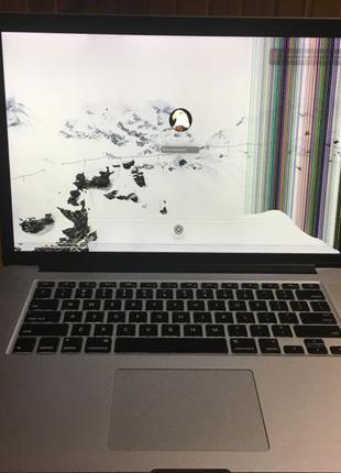 MacBook Pro a1398 late 2013 i7 256gb retina