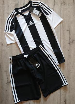 Комплект костюм игровой адидас adidas 13-14 лет размер с шорты...
