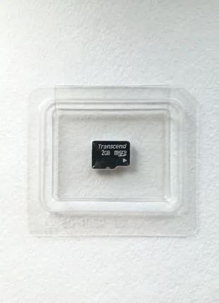 Новая карта памяти на 2 Гб внешний носитель флешка для смартфона