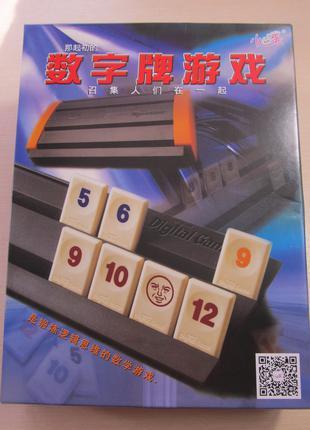 Настольная игра Руммикуб (Rummikub. Digital Game).