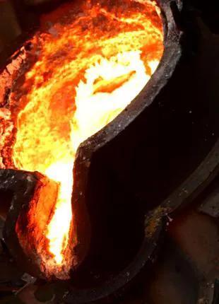 Производство деталей из черных металлов